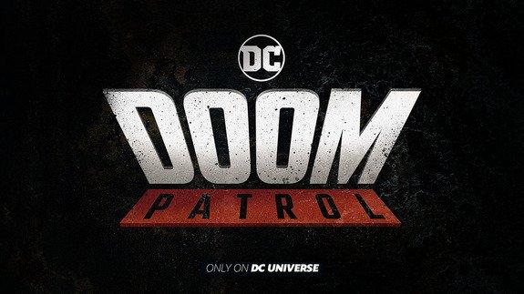 Doom Patrol - logo
