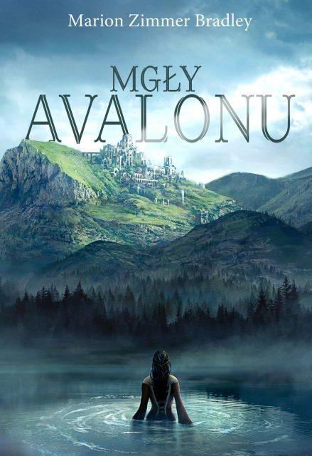 Mgły Avalonu - okładka