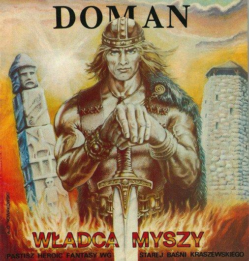 Doman - okładka