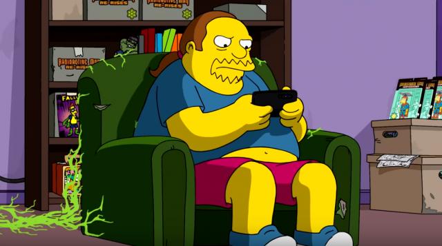 Simpsonowie - 30. sezon