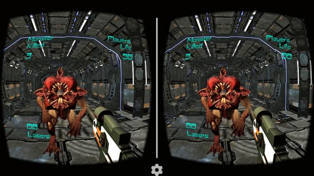 Alien Attack VR