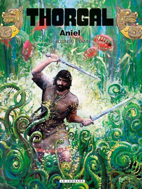 Aniel - okładka oryginału