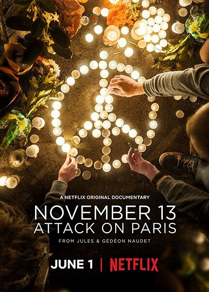 13 listopada: Zamachy w Paryżu