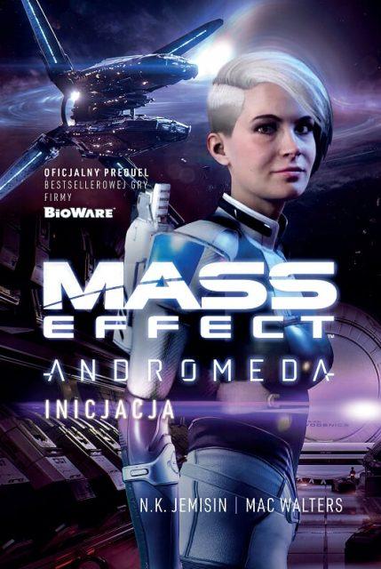 Mass Effect. Andromeda. Inicjacja - okładka