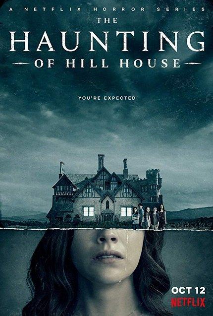Nawiedzony dom na wzgórzu