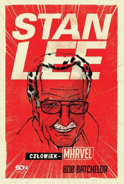 Stan Lee. Człowiek-Marvel - biografia