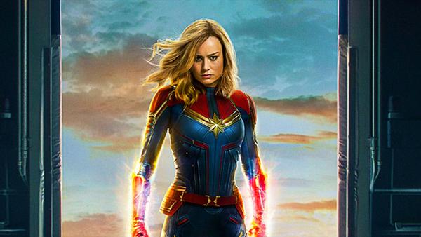 Kapitan Marvel (premiera - 8.03); What Culture - 850 mln dolarów wpływów w skali globalnej, IMDb - 730 mln dolarów w skali globalnej