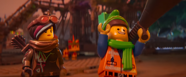 LEGO Przygoda 2 - Emmet's Holiday Party