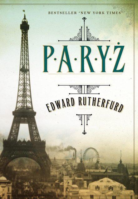 Paryż - okładka