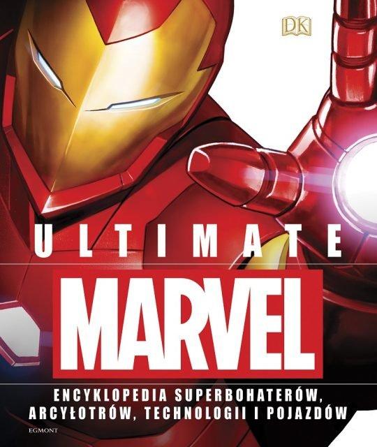 Ultimate Marvel - okładka