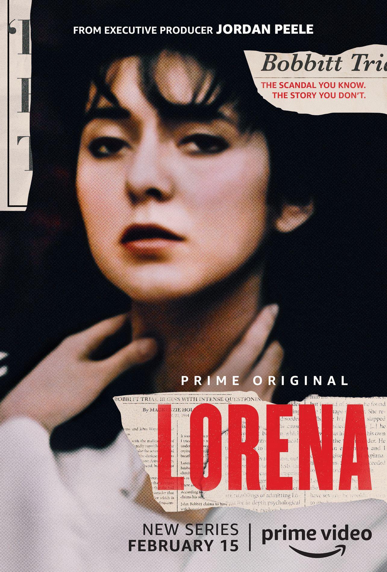 Lorena - plakat