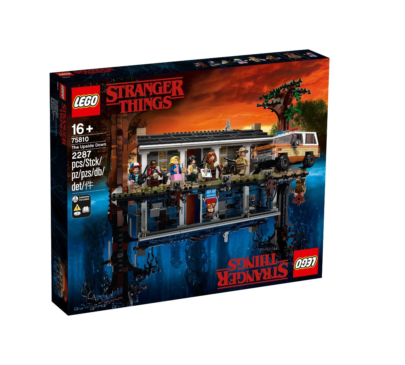 Stranger Things - LEGO