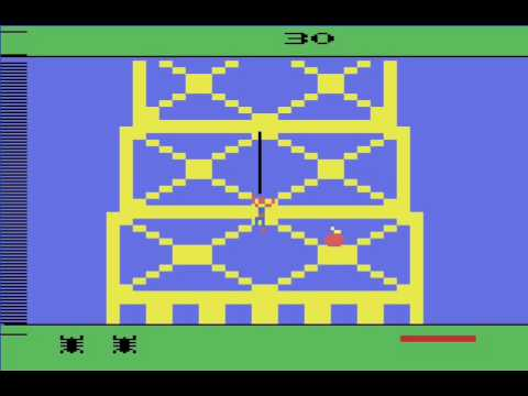 Spider-Man - Atari 2600 (1982)