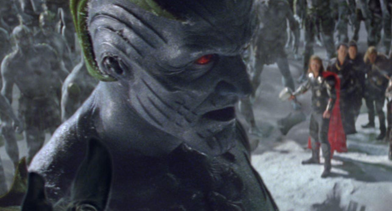 36. Laufey - Thor