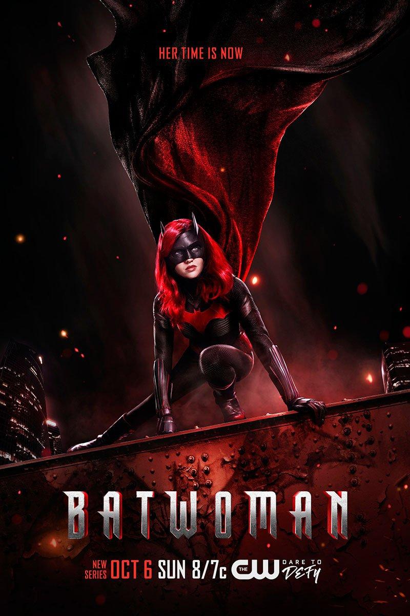 Batwoman - plakat