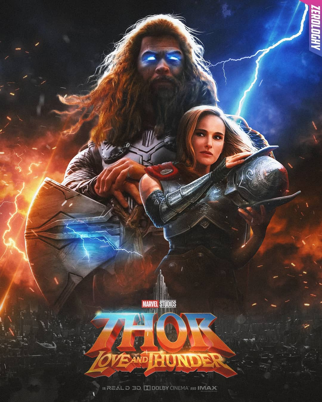Thor: Love and Thunder - fanart