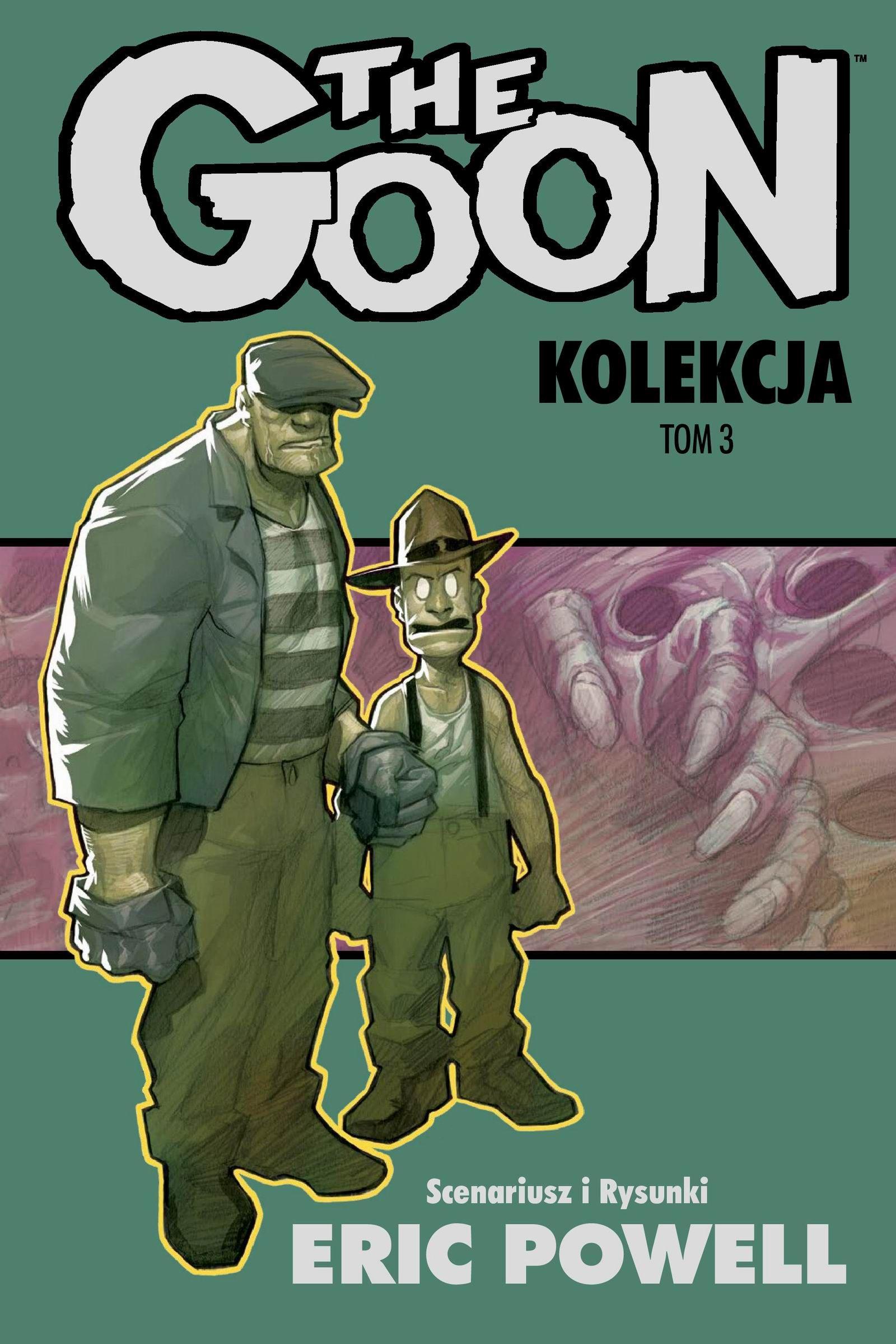 The Goon Kolekcja tom 3 okładka