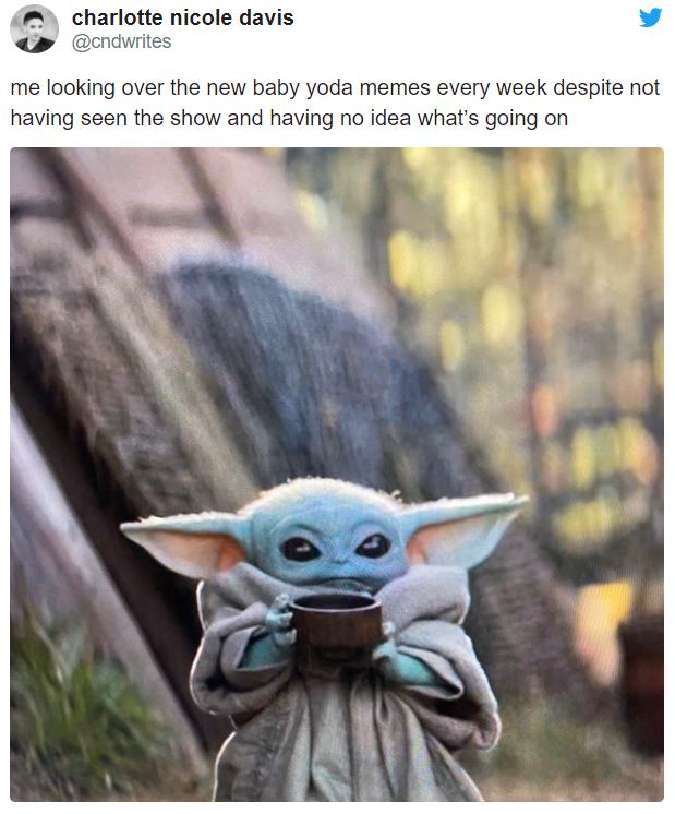 Baby Yoda - reakcje i memy