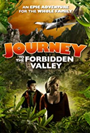 Journey to the Forbidden Valley - plakat