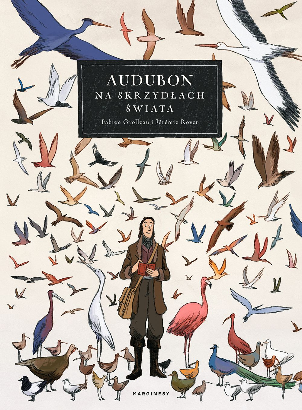 Audubon. Na skrzydłach świata