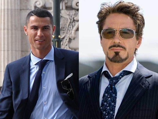 Stark/Ronaldo
