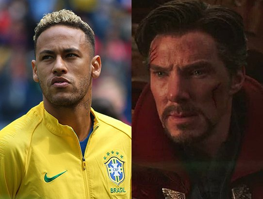 strange/neymar