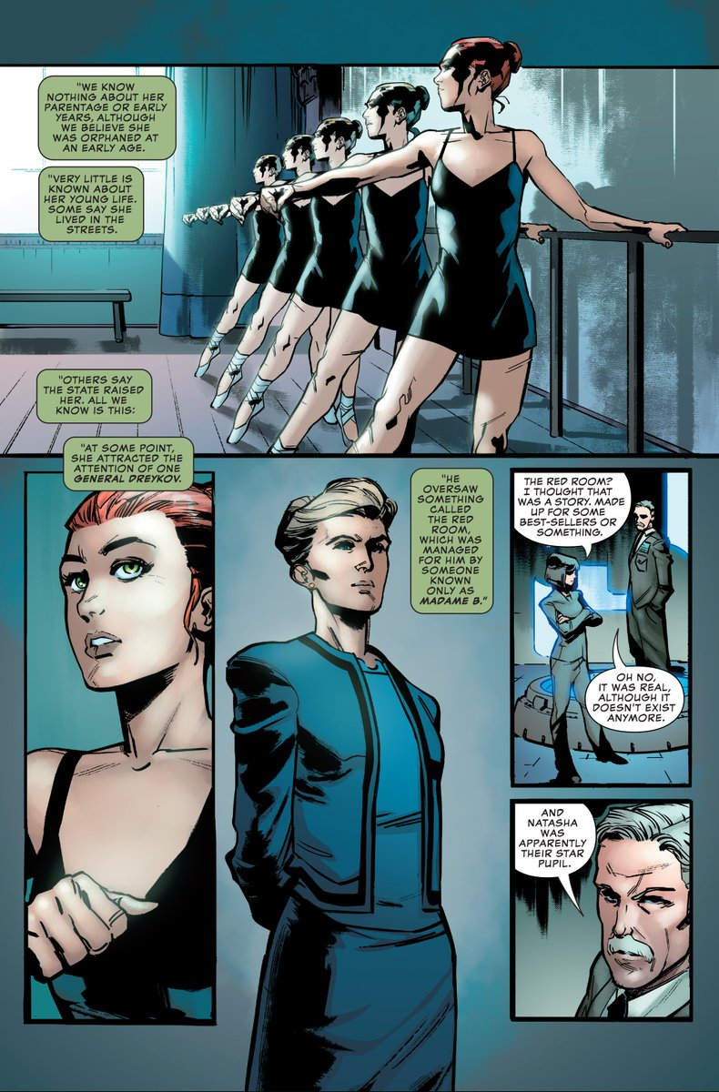 Black Widow Prelude #1