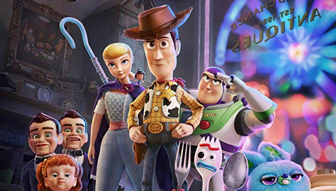 15. Toy Story 4 - 478 pkt.