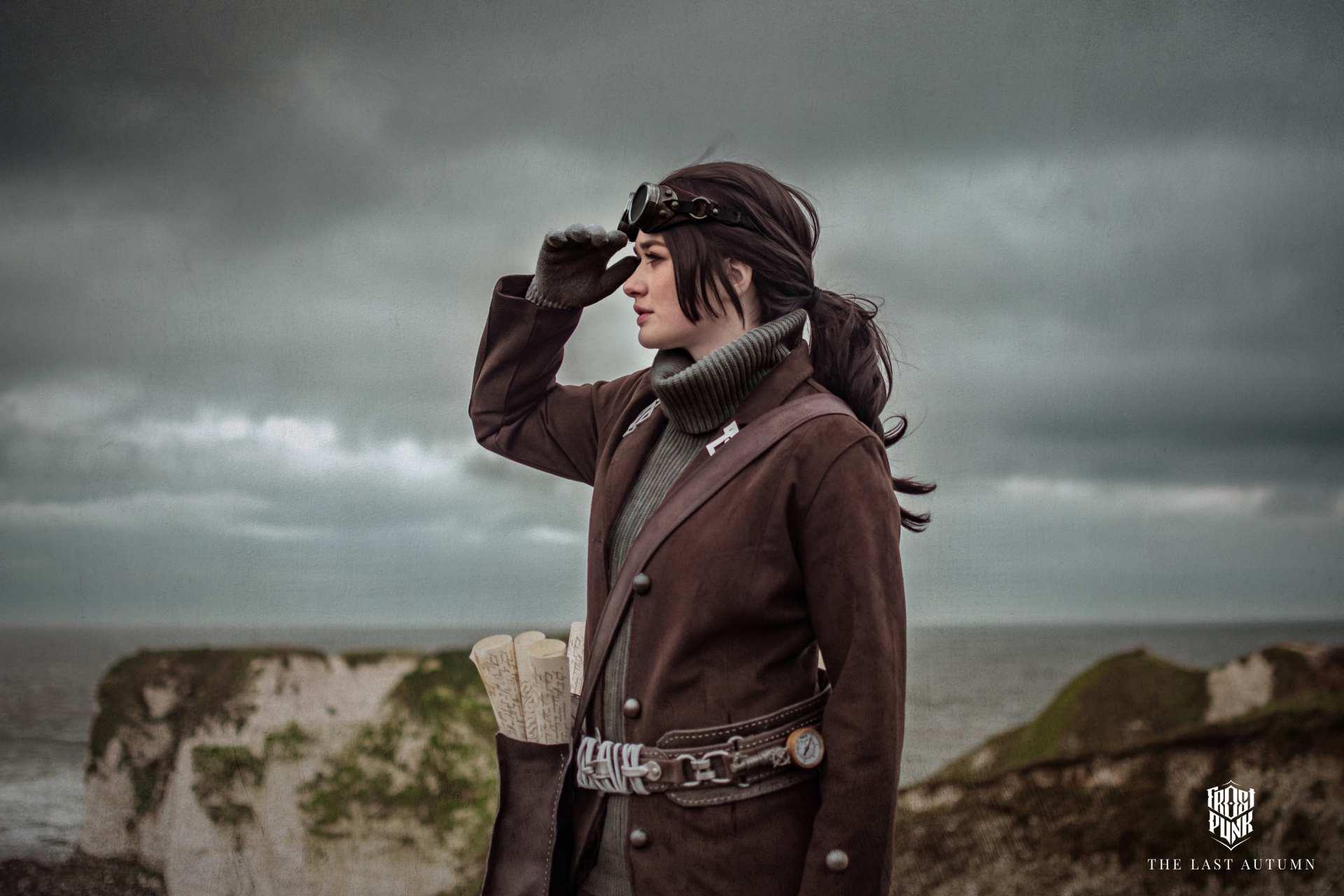 Frostpunk: The Last Autumn - Moosefix jako Effie MacLachlan