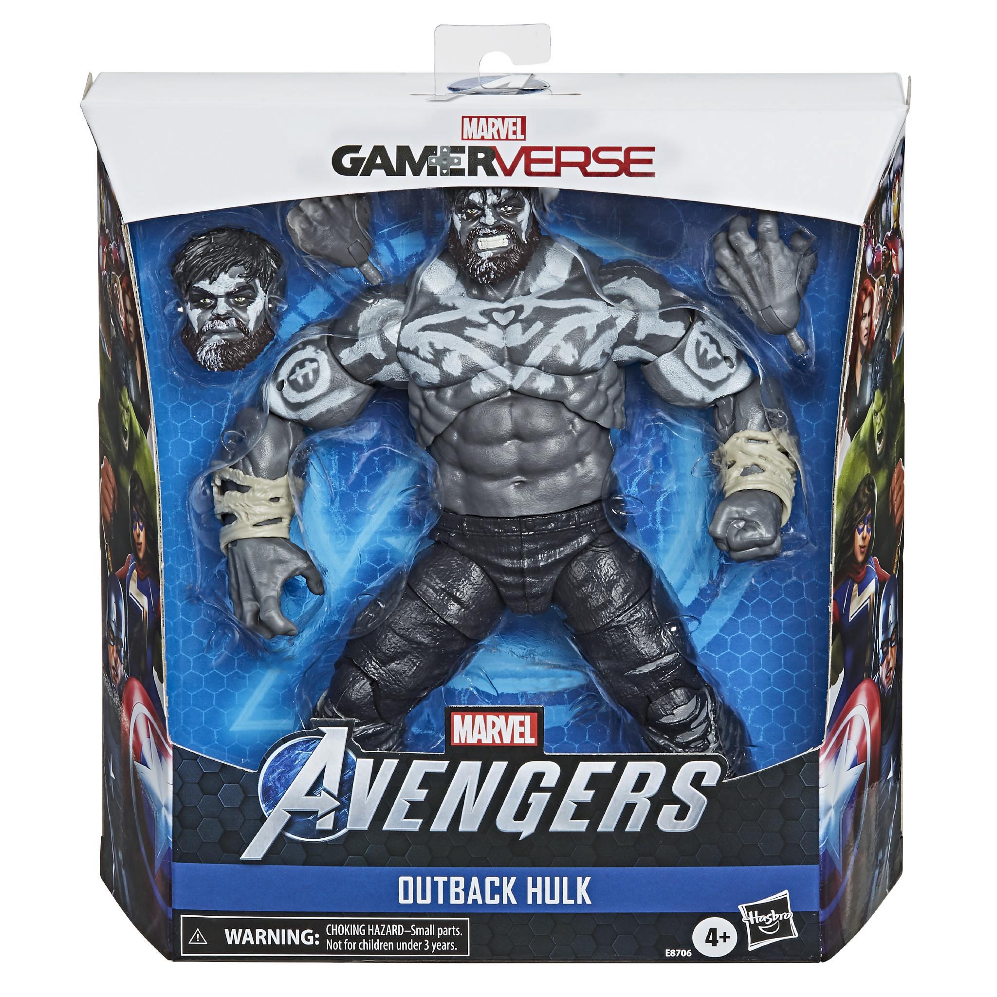 Marvel's Avengers - Outback Hulk