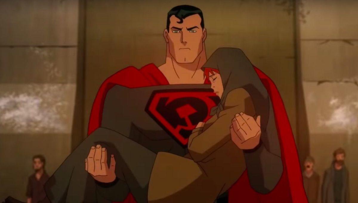 Superman: Czerwony Syn - premiera wydania cyfrowego: 25.02