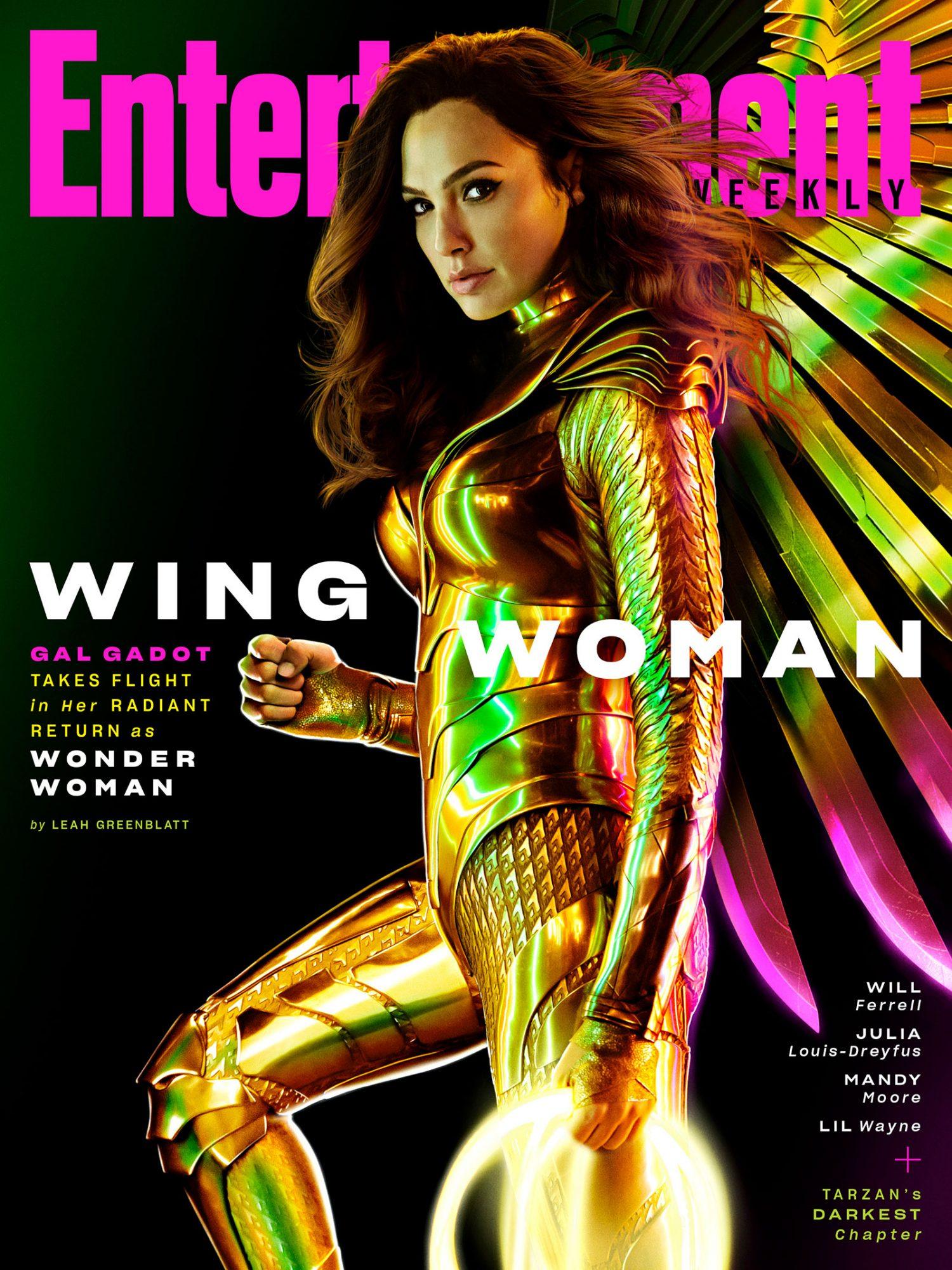 Wonder Woman 1984 okładka