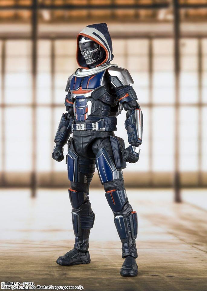 Czarna Wdowa Taskmaster figurka