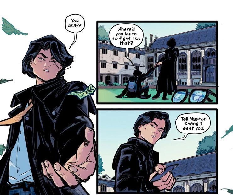 Gotham High - plansze