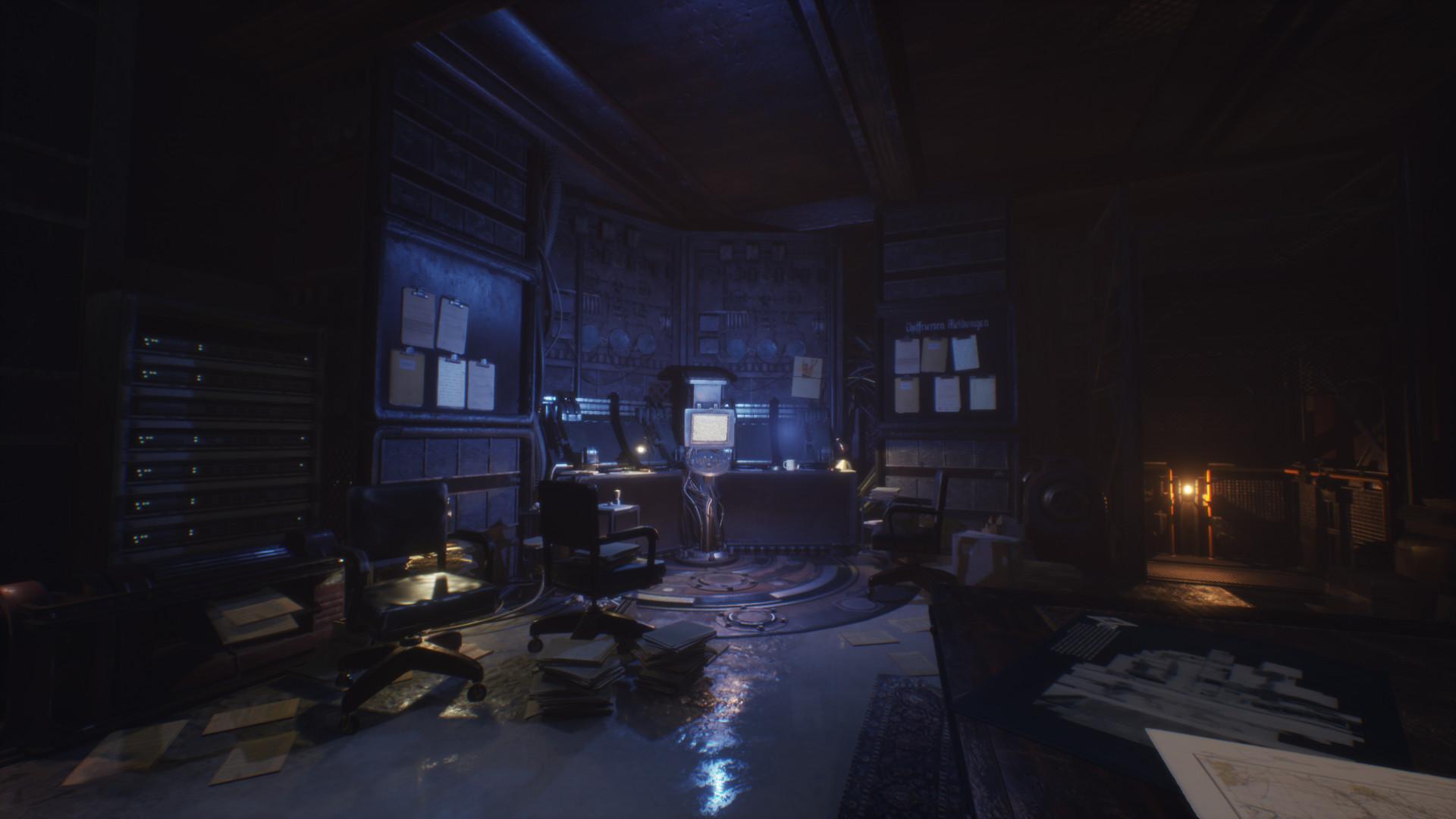 Paradise Lost - screeny z gry