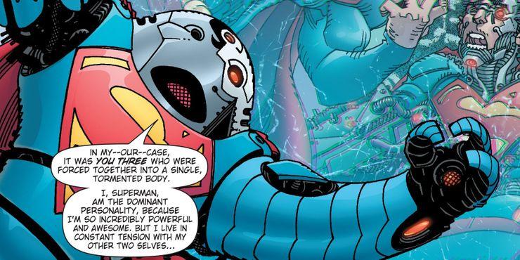 DC Cybernetic Summer #1 - plansze