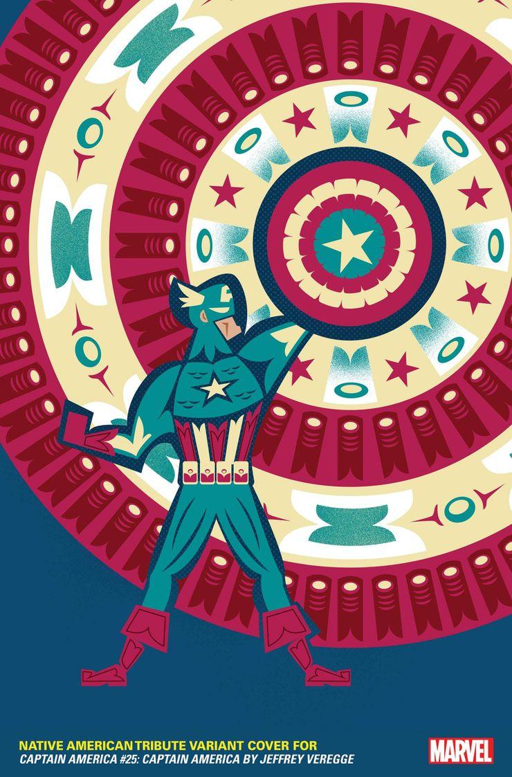Marvel's Voices: Indigineous Voices #1 - okładki alternatywne
