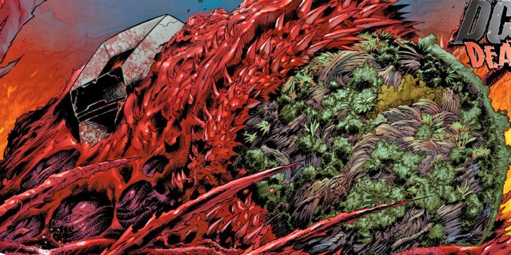 DCeased: Dead Planet #3 - plansze