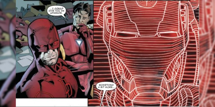 Daredevil #22 - plansze