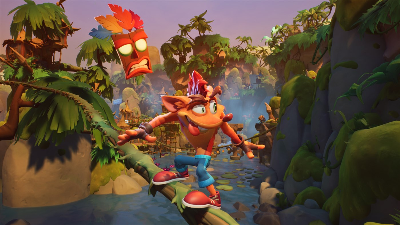 Crash Bandicoot 4: Najwyższy czas