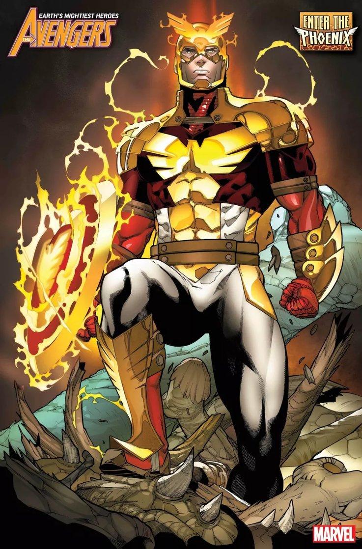 Avengers #40 - plansze