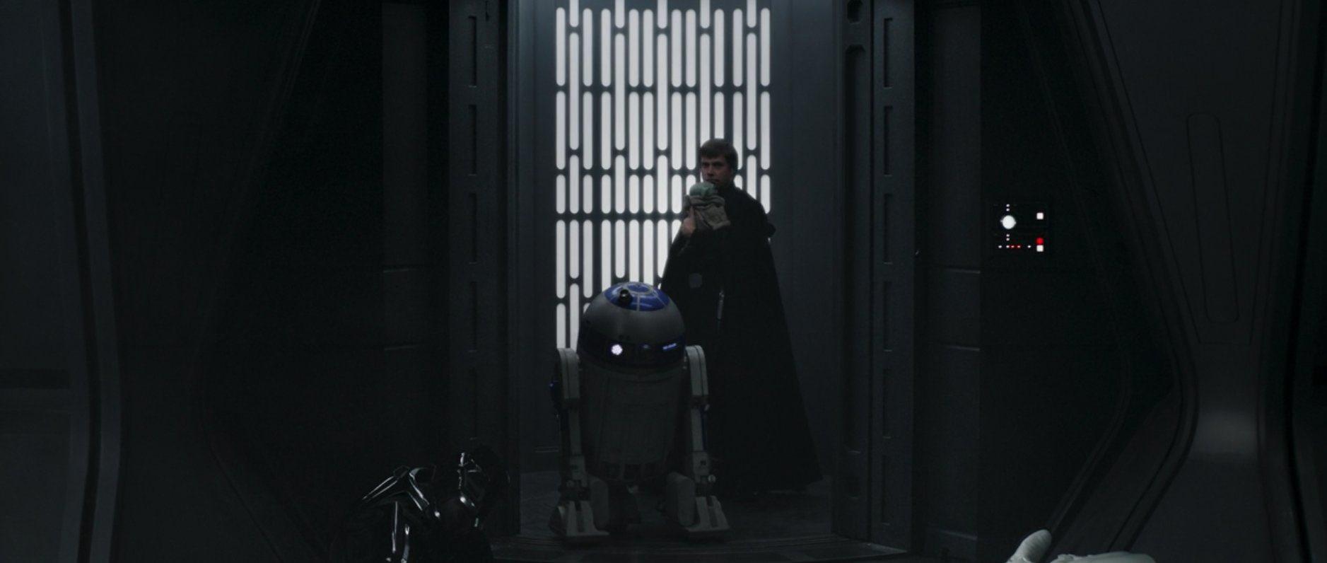 The Mandalorian - Luke Skywalker