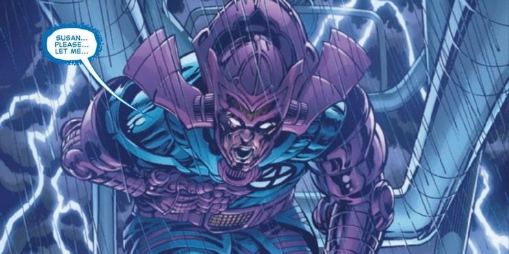 Fantastic Four: Antithesis #4 - plansze