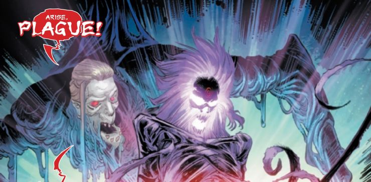 King in Black: Planet of the Symbiotes #1 - plansze