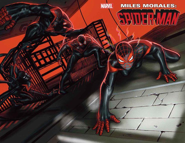 Miles Morales: Spider-Man #25 - zapowiedź