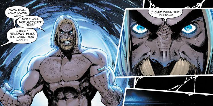 Venom #32 - plansze