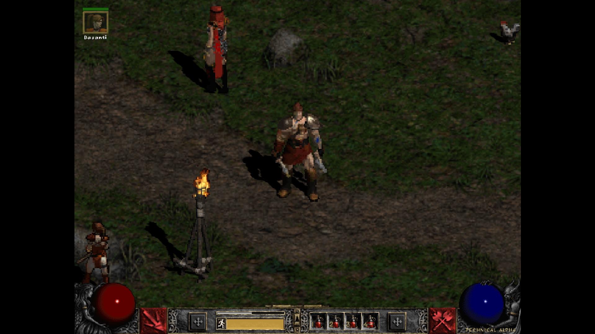 Diablo 2: Resurrected - screeny z gry