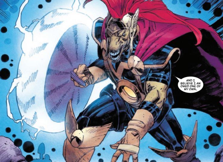 Thor #14 - plansze