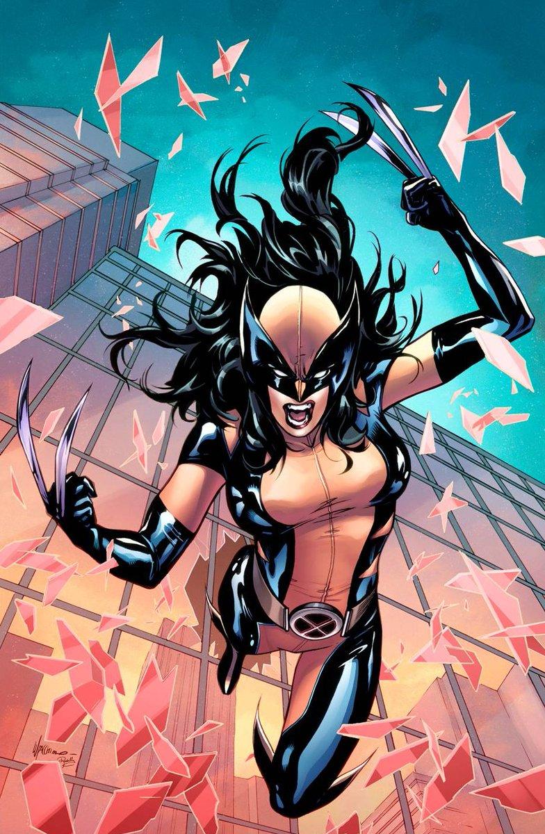 Wolverine (Laura Kinney/X-23)