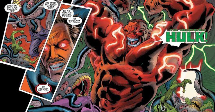 Immortal Hulk #45 - plansze